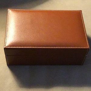 Bey-Berk Men's Leather case